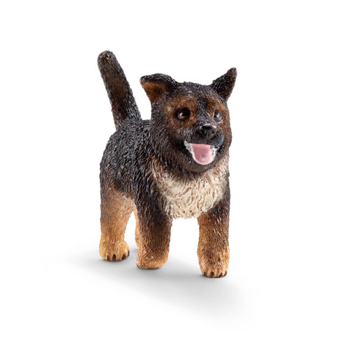 SCHLEICH- GERMAN SHEPHERD PUPPY