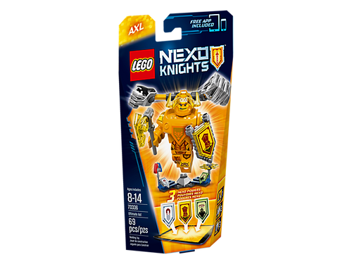 LEGO NEXO KNIGHTS - ULTIMATE AXI