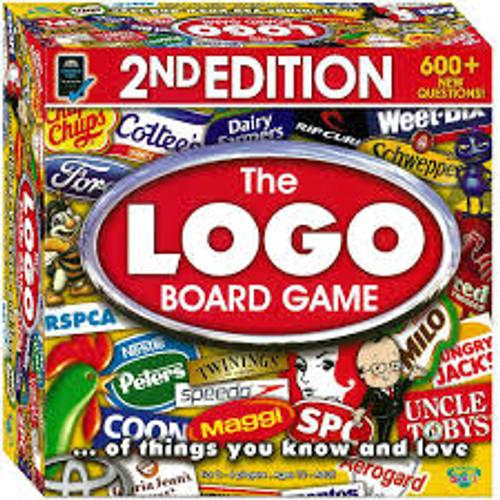 LOGO BOARD GAME 2ND EDITION