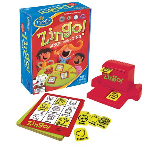 Thinkfun  zingo! game