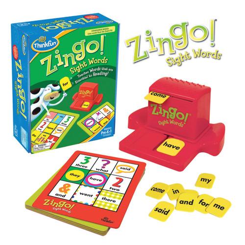 Thinkfun  zingo! sightwords game
