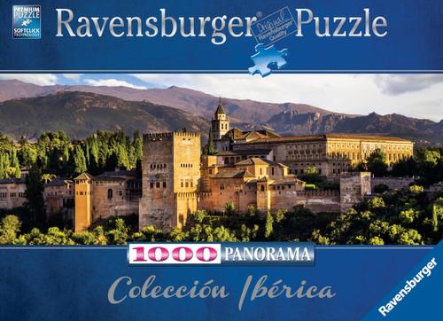 RAVENSBURGER - ALHAMBRA GRANADA 1000PCE PUZZLE