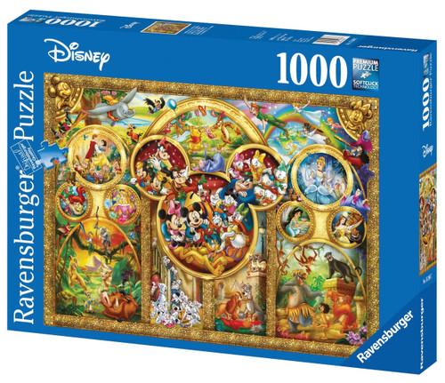 Ravensburger - Disney Best Themes Puzzle 1000 Piece