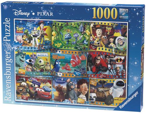 Ravensburger - Disney Pixar Montage Puzzle 1000pc RB19222-9