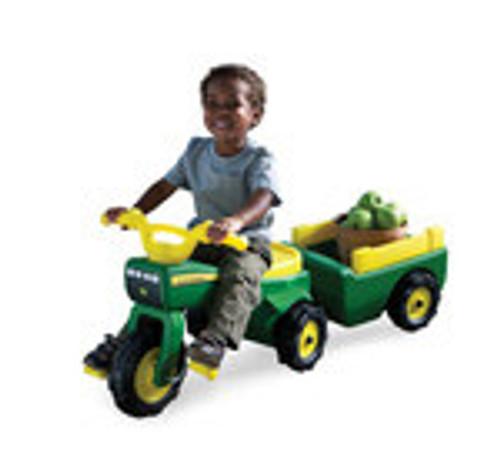 Jd Trike And Wagon Set