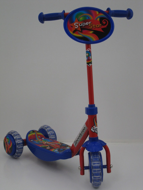 Super Star 3 Wheel Scooter