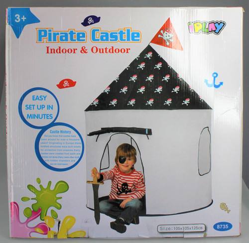 Pirate Fortress Play House