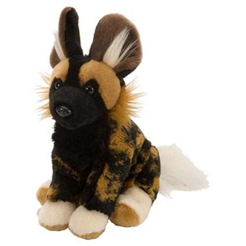 Cuddlekins Mini African Wild Dog