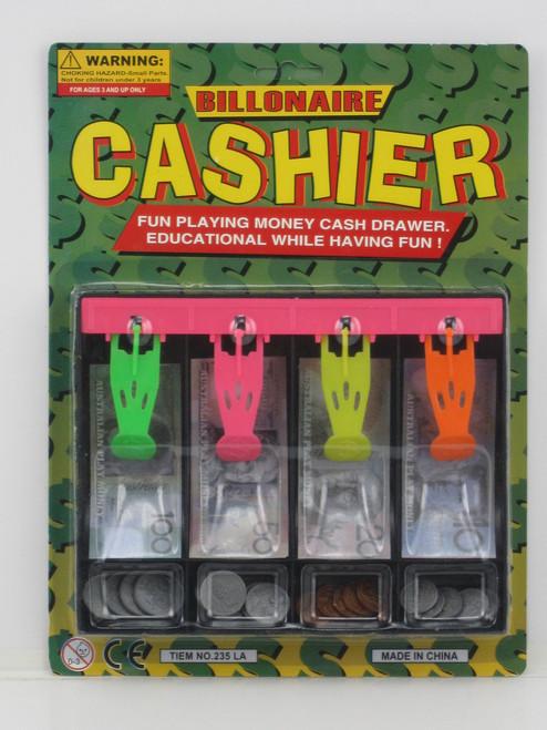 Billionaire Australian Play Money