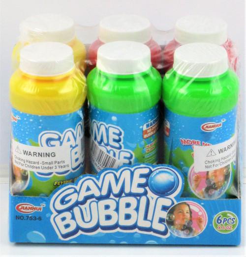 Bubble Mix Replacement Bottles