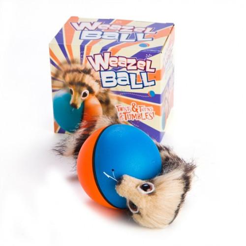 Weasel ball