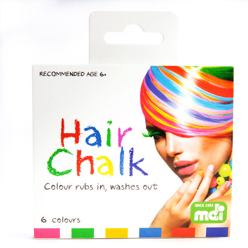 Hair chalk FA017/6PK