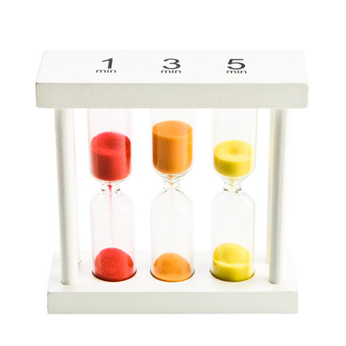 Sand timer 3-in-1