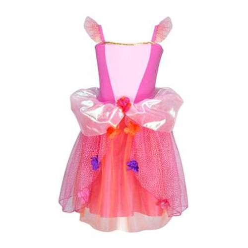 Forever a princess dress size 3/4 - hot pink