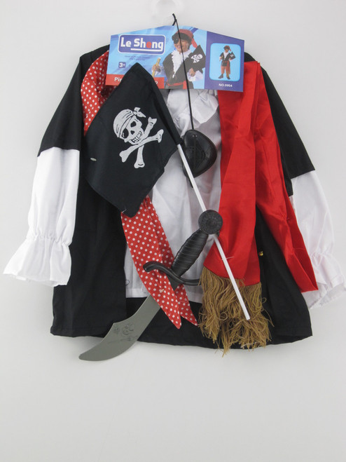 Complete Pirate Costume Set