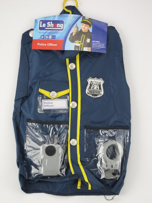 Police Costume Play Set