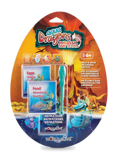Aqua dragons - jurassic park refill pack