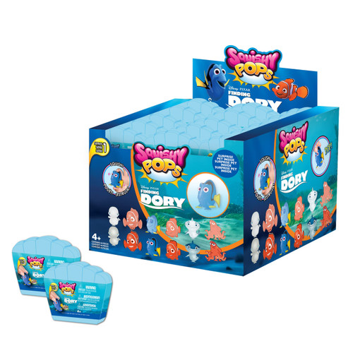 Squishy Pops - Finding Dory Capsules