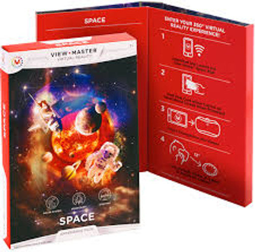 Vview Master Experience Pack Space