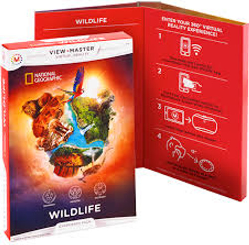 View Master Experience Pack Nature Wildlife
