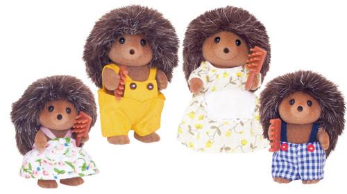 Sylvanian Families Hedgehog Family Set