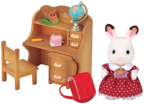 Sylvanian Families Chocolate Rabbit Sister Set