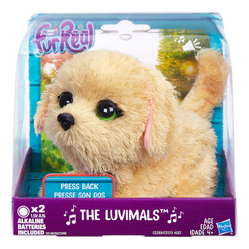FRR THE LUVIMALS - PUPPY