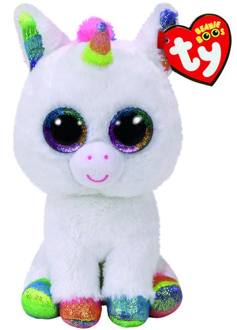 Beanie Boos Regular - Pixy The White Unicorn