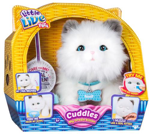 CUDDLES MY DREAM KITTEN (LITTLE LIVE PETS)