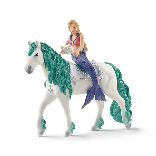 SCHLEICH - GABRIELLA (MERMAID ON HORSEBACK)