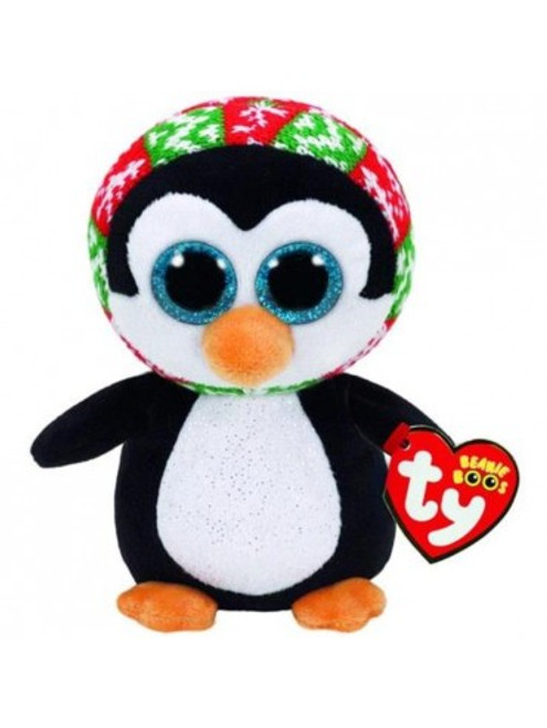 Beanie Boos Regular - Xmas Penguin - Penelope 2017