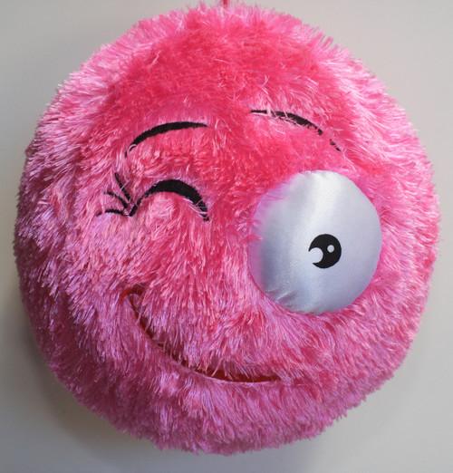 Fuzzy Ball Pink Wink 31cm