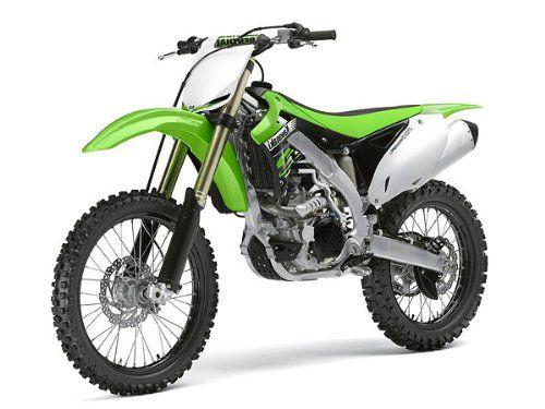 Dirt Bike 1:12 Kawasaki KX450F