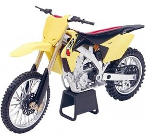 Dirt Bike 1:12 Suzuki Rm-z450