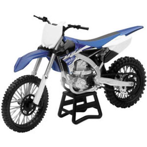 Dirt Bike 1:12 Yamaha Yz-450f