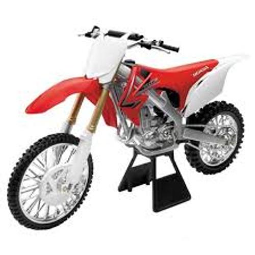 Dirt Bike 1:12 Honda CRF450R