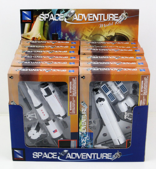 Space Adventure Model Kit - Space Shuttle