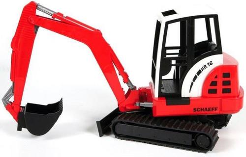 Bruder Schaeff Hr 16 Mini Excavator 1:16