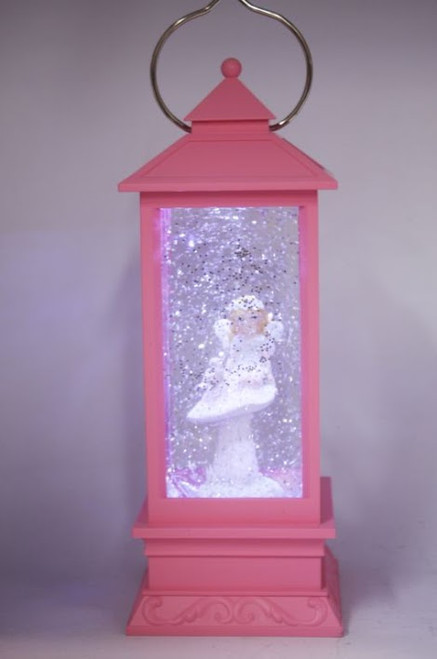 LANTERN - PINK WITH FAIRY