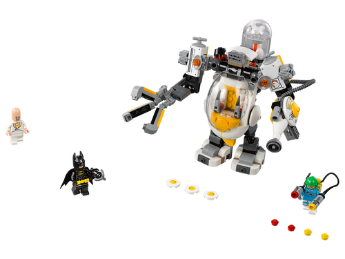LEGO BATMAN MOVIE - EGGHEAD MECH FOOD FIGHT