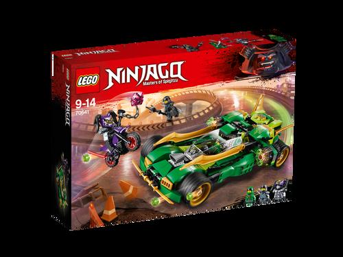 LEGO NINJAGO - NINJA NIGHTCRAWLER