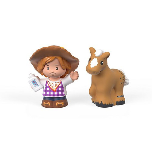 Lp 2 pack farmer melodee & pony
