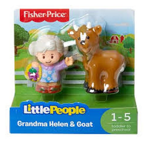 Lp 2 pack grandma helen & goat