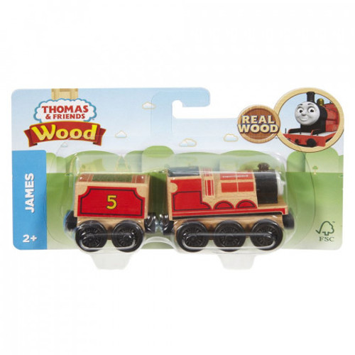 THOMAS & FRIENDS WOOD - JAMES