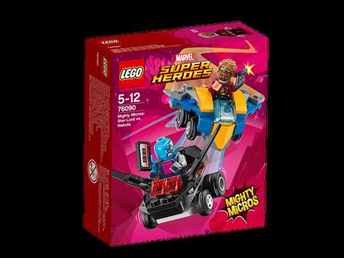 Lego - Mighty Micros : Star-lord Vs Nebula