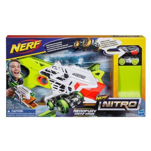 NERF NITRO HYPERSHOT - RAMP RAGE