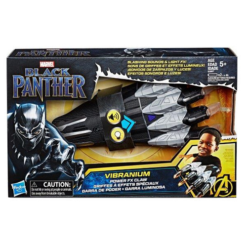 BLACK PANTHER POWER FX CLAW