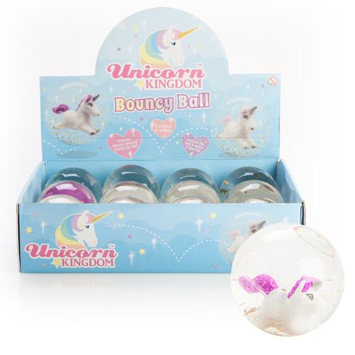 Bouncing ball - unicorn
