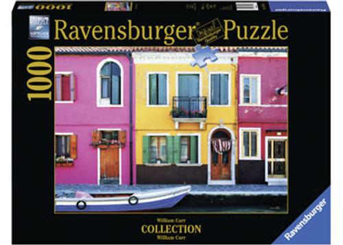 RAVENSBURGER - 185 GRAZIELLA BURANO PUZZLE 1000 PCE
