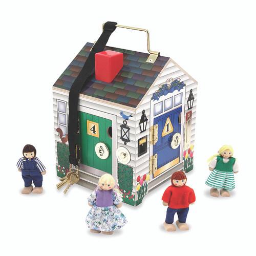 M&d - doorbell house